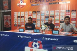 Borneo FC  bertekad tumbangkan Arema