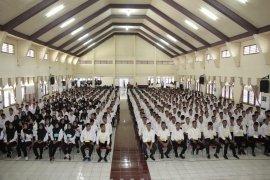 319 calon anggota Polri Malut dinyatakan lolos