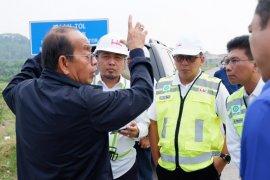 Hutama Karya: Tol Bakauheni-Palembang siap dilalui pemudik