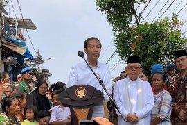 Jokowi: Pemilu bukti kedewasaan masyarakat dalam berdemokrasi