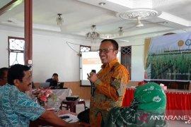 Rakor Upsus Pajale Kepulauan Nias wilayah Polbangtan Medan
