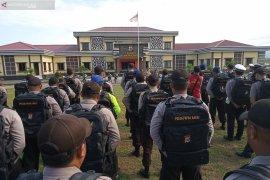 Parpol apresiasi pengamanan pemilu di Papua Barat