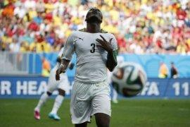 Gyan putuskan pensiun dari timnas Ghana