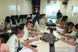 LKBN Antara Biro Sumut menerima kunjungan dari Polbangtan