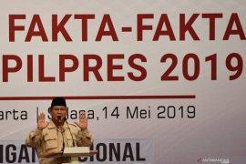 Gerindra: tak ada fakta kaitkan Prabowo dengan makar