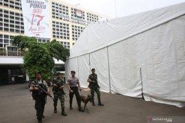 Polisi berlakukan Siaga I usai KPU sampaikan hasil final rekapitulasi
