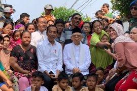 Trump sampaikan selamat ke Presiden Joko Widodo
