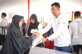 Dukung program BUMN, IPC gelar Program 3.000 Pangan murah Ramadhan warga Cinere