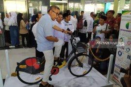 """Unusa-Indosat Ooredoo kembangkan """"smartbike"""" di Laboratorium IoT"""
