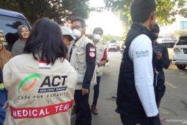 ACT bawa dua korban peluru karet ke RS Pelni