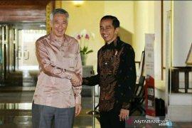 Presiden, PM Singapura ucapkan selamat ke Joko Widodo