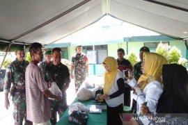 Peduli masyarakat, Komandan Kodim Banjarmasin gelar pasar murah