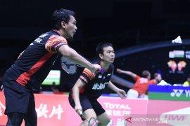 Indonesia  siapkan formasi terbaik untuk perempat final