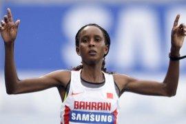 Peraih perak marathon putri Olimpiade 2016 diskors akibat pakai doping