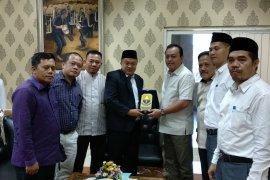 Banggar DPRD Provinsi Jambi kunker ke Banten bahas LKPj APBD 2018