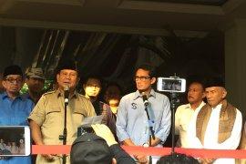 Prabowo kunjungi korban kericuhan