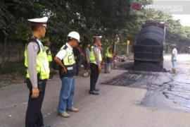 Kementerian PUPR mulai perbaiki 29 kilometer jalur mudik Bekasi