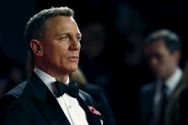 """Daniel Craig operasi, film """"James Bond"""" tayang sesuai jadwal"""