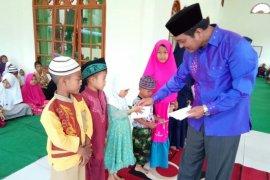 Wakil Bupati Simalungun buka puasa bersama warga Moho