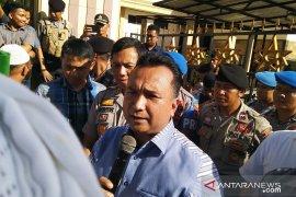 Mahasiswa gelar doa untuk korban dalam aksi di Jakarta
