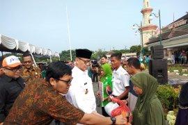 Pemprov Banten gelar bazar stabilkan harga bahan pokok