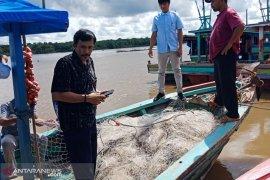 "DKP Bengkulu verifikasi data kapal pengguna ""trawl"" di Mukomuko"