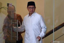 Menag Lukman Hakim Saifuddin disebut terima Rp70 juta