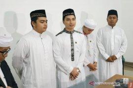 Arifin Ilham berwasiat agar Alvin merawat Pesantren Az-Zikra