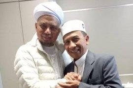 Ustadz Arifin Ilham selalu gembira meski derita kanker