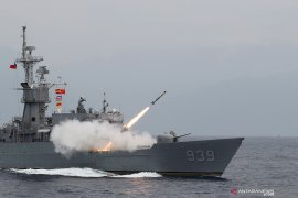 Taiwan gelar latihan militer guna waspadai ancaman China