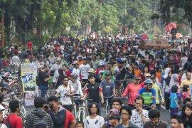 Surabaya tiadakan jalan bebas kendaraan jelang Lebaran