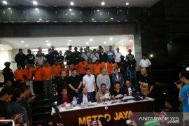 Suasana ibu kota Jakarta mulai kondusif jelang dini hari