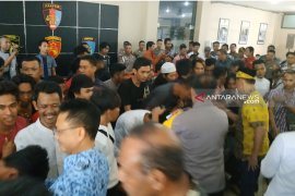 Riyan Saputra korban kerusuhan di Pontianak dimakamkan