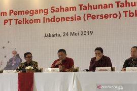 Telkom Indonesia tunjuk Ririek Adriansyah jadi direktur utama
