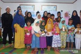 Masyarakat Bulu Mario apresiasi PLTA Batang Toru santuni anak yatim