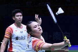 Praveen/Melati terhenti di babak pertama Indonesia Open