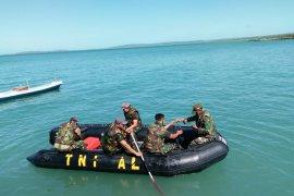 Personel Lanal Rote temukan jasad nelayan di Pulau Batu