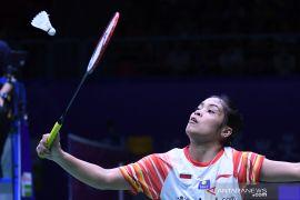 Gregoria tumbang, Taiwan samakan kedudukan 1-1