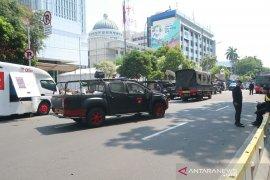 Kepolisian siapkan delapan kompi pengamanan di MK