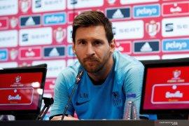 Akhirnya Messi buka suara soal kekalahan Barcelona dari Liverpool