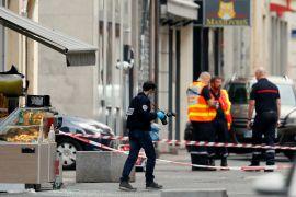 Polisi di Prancis buru orang yang tinggalkan bom di Lyon