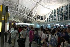 Sejumlah penerbangan ke Bali dibatalkan karena Gunung Agung Erupsi