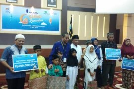 BUMN Hadir Untuk Negeri berbagi kasih di Maluku