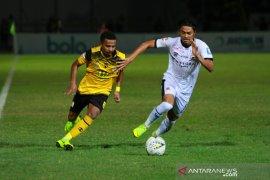 Barito Putera Versus Madura United