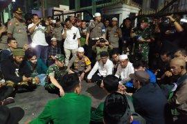 Massa aksi di DPRD Sumut  akan berlanjut di Mapolda Sumut