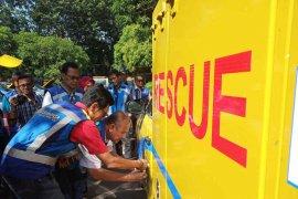 Enam ambulans disiagakan Jasa Marga layani evakuasi kecelakaan