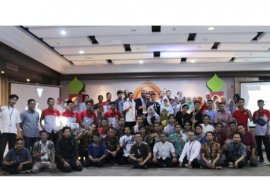 Silaturahmi kunci JNE solid hadapi 'high season' Ramadhan dan Idul Fitri