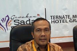 KPU Malut belum pleno tetapkan Caleg terpilih