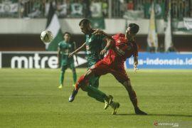 PSS gagal raih nilai penuh di kandang setelah ditahan imbang 1-1 Semen Padang