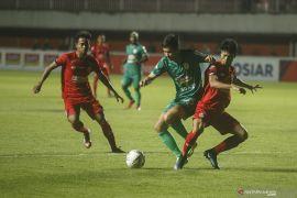 Klasemen bola Liga 1 setelah Semen Padang imbangi PSS di Maguwoharjo
